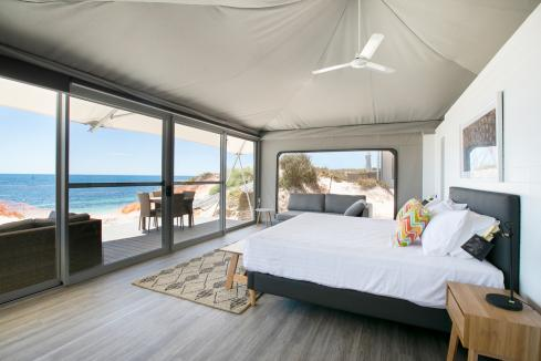 Discovery launches Rottnest glamping