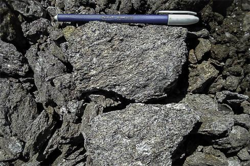 56m of graphite paydirt for BlackEarth in Africa