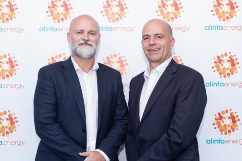 Alinta approves $400m wind farm