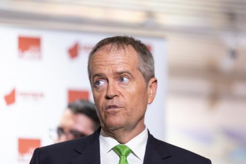 Shorten commits to fund WA health projects