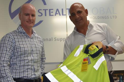 Stealth moves into workwear JV