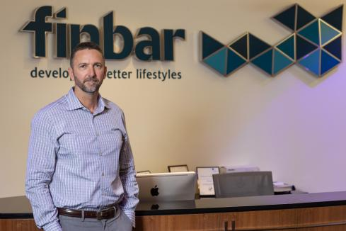 Finbar in property management move