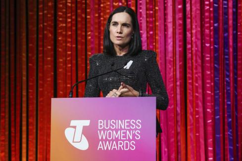 Knipe tops field as WA businesswoman of the year