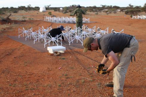 Australia signs treaty to construct Square Kilometre Array