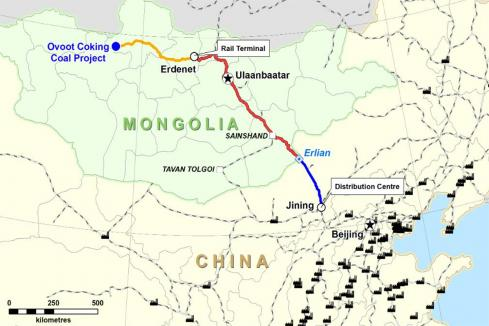 Aspire to spit out $240m a year from Mongolian coal