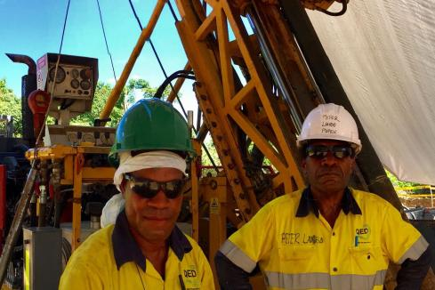 Geopacific to fully acquire PNG gold project