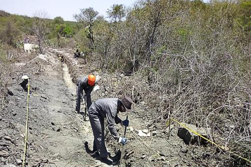 More high grade graphite for BlackEarth in Madagascar