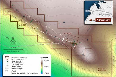 Metalicity pegs new ground over zinc targets in WA