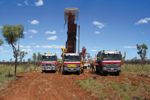TNG drilling to drive Mount Peake development
