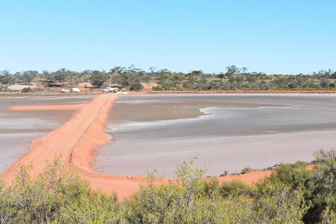 Australian Potash assessing evaporation pond designs