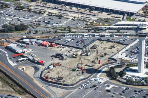 Legal action against union's Perth airport strike