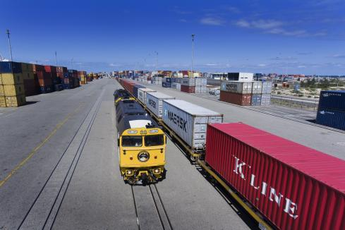 Intermodal and Qube enter partnership
