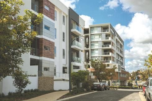 Apartment owners upbeat on values