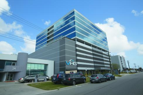Suburban A-grade buildings the best office performers
