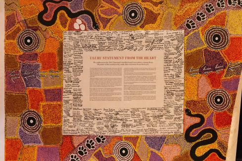 Business sector backs Uluru Statement