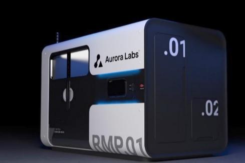 Aurora nears commercialisation of 3D printing tech