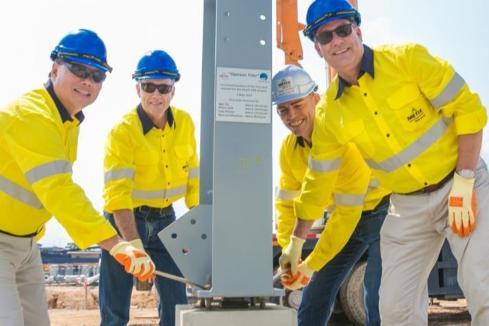 Altech hits construction milestone at HPA plant