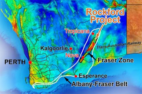 More base metal anomalies for Legend in Fraser Range