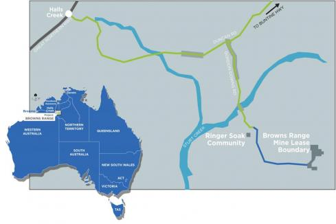 Northern to benefit from East Kimberley road project