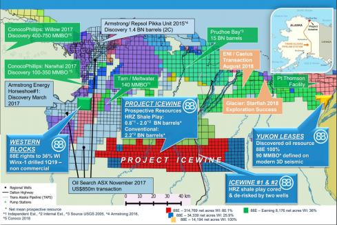 88 Energy to farm out Alaskan oil project