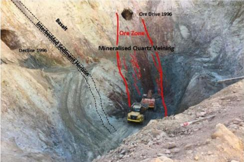 Tyranna eyes early cash flow from Eureka gold project