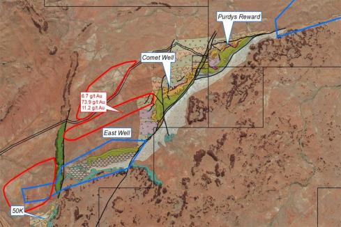 Novo sets down work program for Pilbara gold play