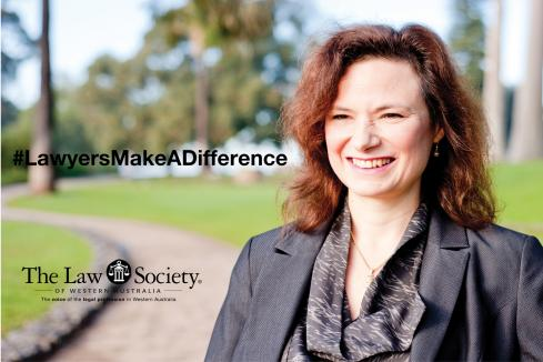 #LawyersMakeADifference | Sally Bruce