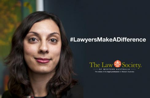 #LawyersMakeADifference | Sophie Manera