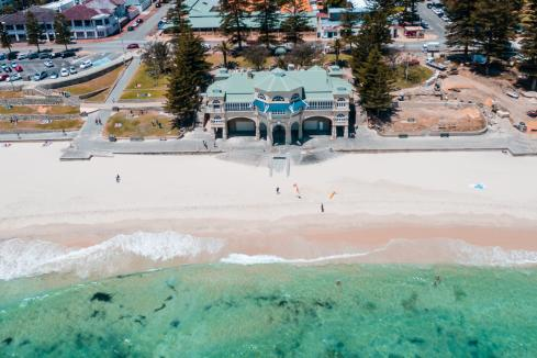 Architects shortlisted to redevelop Cottesloe's Indiana
