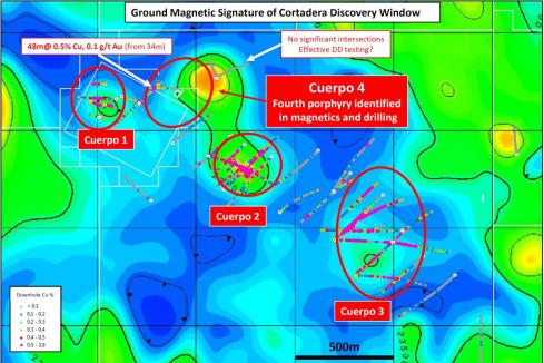 Hot Chili discovers new copper target in old data