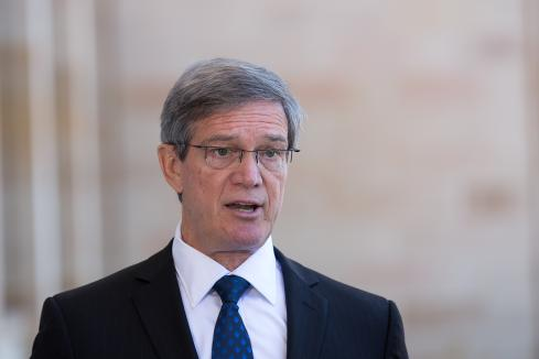 Mike Nahan resigns as Liberal leader