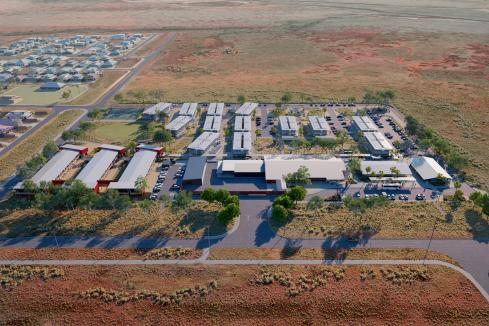 Work under way on $400m Karratha FIFO camp