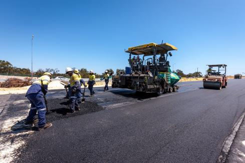 Georgiou wins $51m infrastructure contract