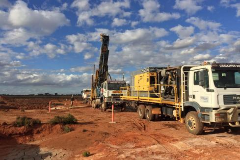 Anglo finds high grade gold core at Feysville
