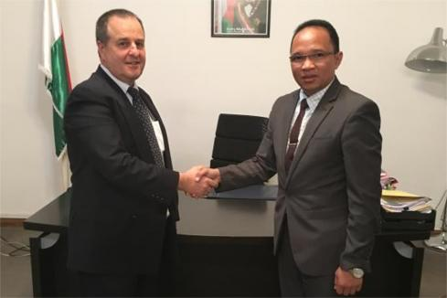 Madagascar backs BlackEarth graphite project