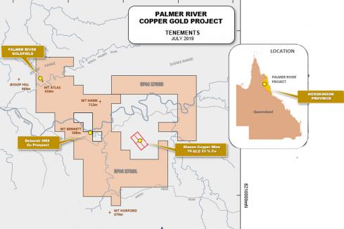 Great Southern picks up Queensland copper ground