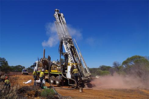 Venus/Rox drilling targeting high grade gold zones