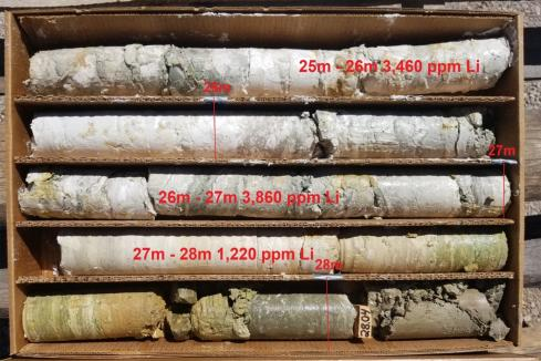 Hawkstone lines up lithium clay resource in US