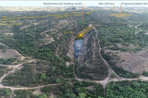 Big River to complete Brazilian gold feasibility study
