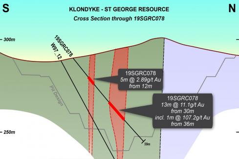 3 ounces to the tonne for Calidus at WA gold project