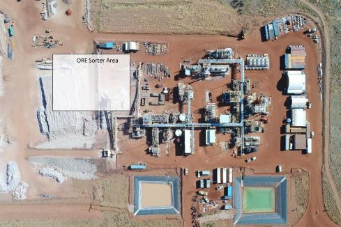 Ore sorting initiative to double Northern's mill grade