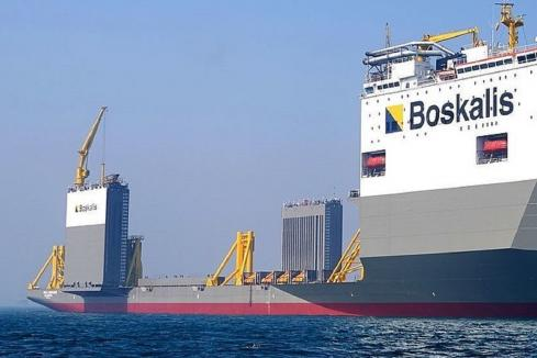 Boskalis wins Scarborough contract