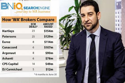 Sales to shake-up stockbroking