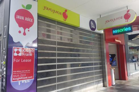 Java runs out of juice
