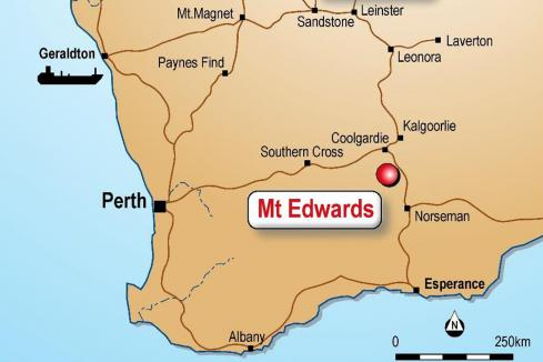 Neometals scores high-grade nickel at Mt Edwards