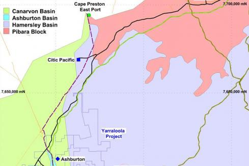 Coziron locks in $3m for WA magnetite exploration