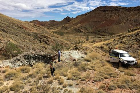Calidus dials up drilling for Pilbara gold project