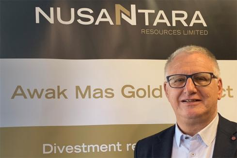 Nusantara snags new CEO to drive Indo gold project