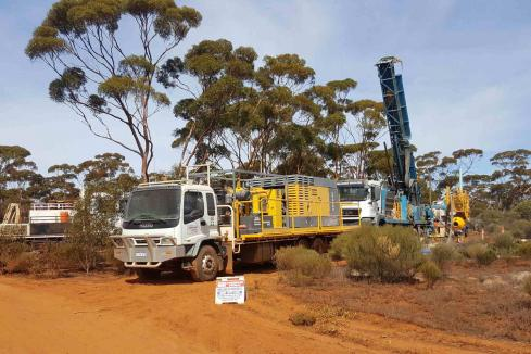 Anglo spruiks open cut gold potential at Mandilla East