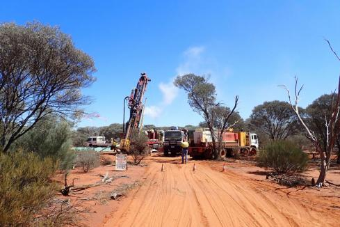 Surefire primes for gold drilling near Sandstone
